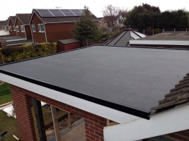 Nice Firestone Rubber Roof Repairs In Nottingham